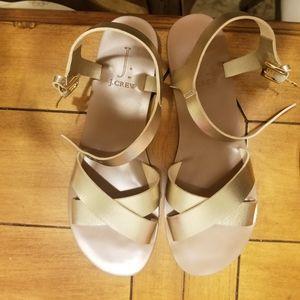 J crew sandals 8 size (each $10)